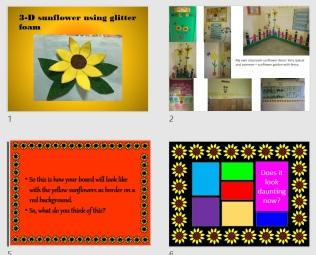 Sunflower theme