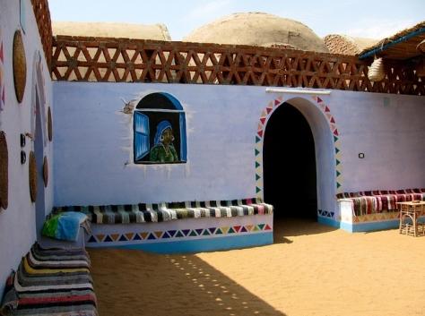 Memphis Tours.Nubian Village 1