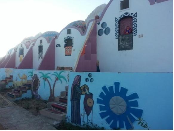 Shahy.Nubian Village