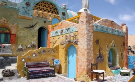 Shaspo.Nubian Village
