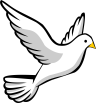 flying-dove
